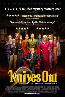 Knives Out: Unlimited Screening   Book tickets at