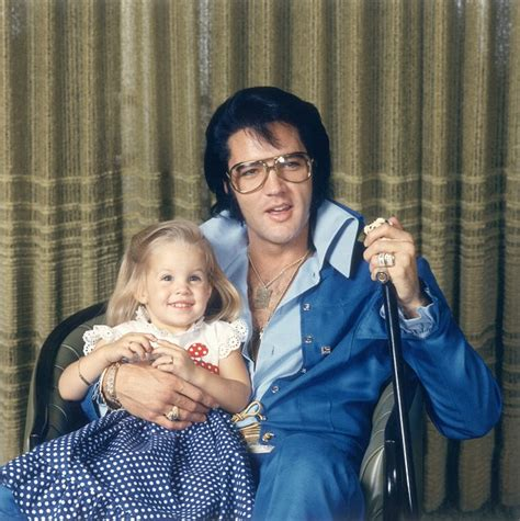 30 Years After Elvis Died, Lisa Marie Immortalizes Him