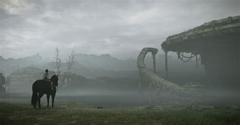 Shadow of the Colossus remake has a nice perk on PS4 Pro