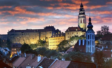 Castle and chateau of Český Krumlov – UNESCO   Chill out