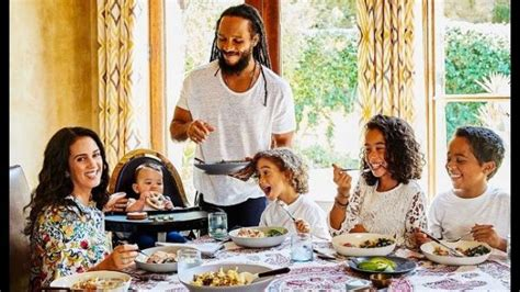 Ziggy Marley paid tribute to father Bob Marley, on the
