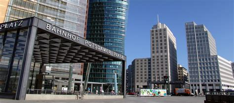 Potsdamer Platz presented by the team of the LINDEMANN HOTELS