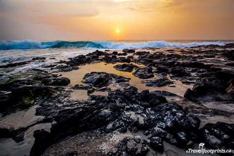 Best Places To See Beautiful Big Island Of Hawaii Sunsets