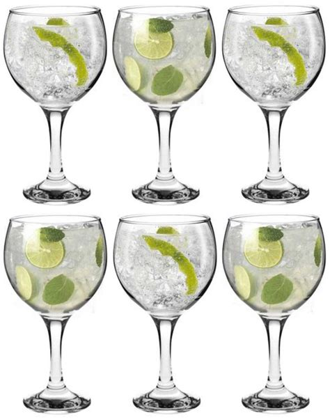 Buy Rink Drink Gin Balloon Cocktail Glasses - 645ml (22