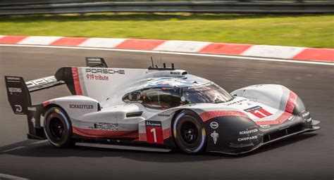 Porsche 919 Hybrid May Do A Sub-5 Minute Nurburgring Lap