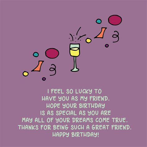 Happy Birthday Quotes and Wishes for Friends - Top Happy