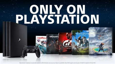 Sony Bundles PS4 Pro with Five Games and Matches Xbox One