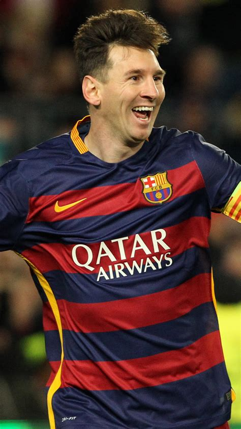 Wallpaper Lionel Messi, Football player, Argentine, HD
