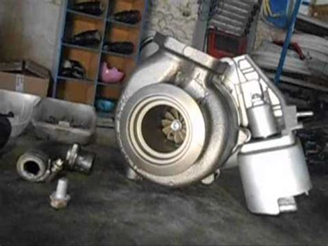 tuto remplacement turbo+volet admission air bmw 320d 2006