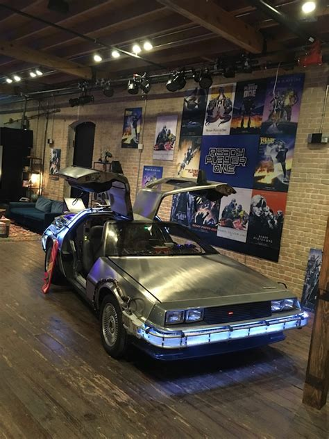 First Look: Ready Player One Experience at SXSW: Step into