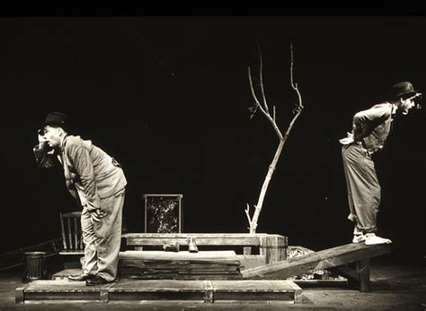 """Waiting for Godot   """"Waiting for Godot"""" from 1963"""
